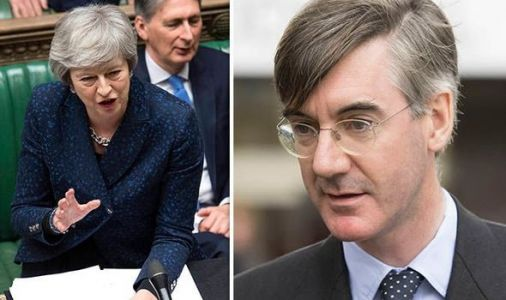 'There is HOPE' Rees-Mogg urges Theresa May to amend her deal as it COULD BE APPROVED