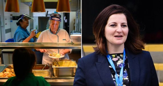 Tory MP resigns from government in protest over free school meals