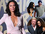Boris Becker's wife is angry over his new girlfriend's 'mothering' of her son