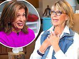 Olivia Newton-John opens up on breast cancer battle and says she and Hoda Kotb are 'sisters'