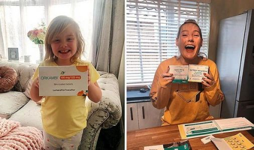 Cystic fibrosis campaign: Six young sufferers finally get wonder pills in NHS deal