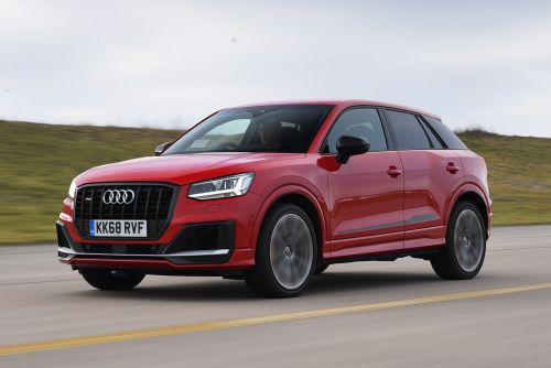 New Audi SQ2 2019 review