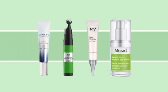 The Best Anti-Ageing Eye Creams For Men For Dark Circles And Puffiness