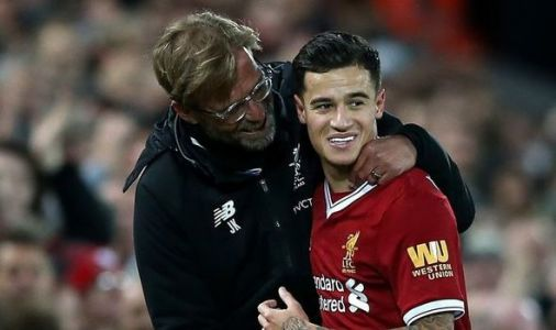 Jurgen Klopp looking to adopt Philippe Coutinho strategy in Liverpool transfer pursuit
