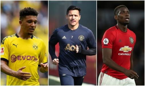 Man Utd news LIVE: Sanchez medical scheduled, Paul Pogba transfer U-turn, Sancho contract