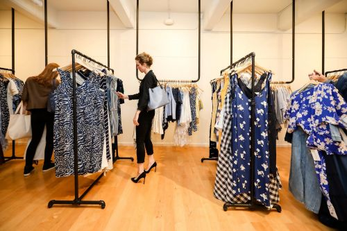 Rent the Runway is permanently closing all of its physical stores as the company rethinks retail during the pandemic