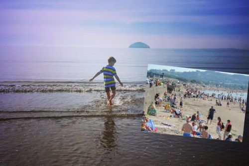 Girvan named the best place in Scotland for a day at the beach