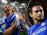Frank Lampard's top 10 Chelsea moments as he becomes their new manager