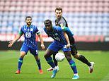 West Ham approach Wigan over defender Cedric Kipre after some eye-catching displays in Championship