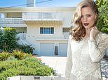 Australian actress Melissa George puts her Los Angeles home on the market for the second time
