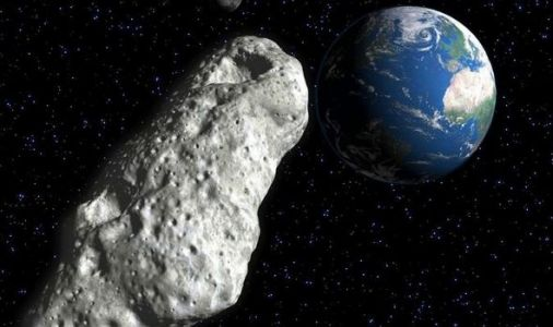 Asteroid bigger than a football pitch set to come 'near Earth' TOMORROW