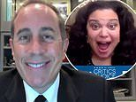 Jerry Seinfeld TIES with Michelle Buteau for best comedy special at the Critics' Choice Awards