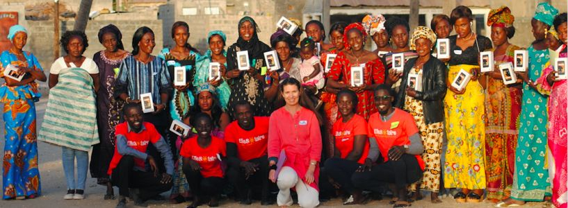 Celebrating Senegal's Independence Day and growing access to clean energy through women entrepreneurs