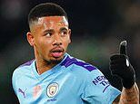 Gabriel Jesus determined to get one over Man City team-mates when Brazil face Argentina