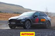 2020 Aston Martin DBX video review: prototype driven on and off-road
