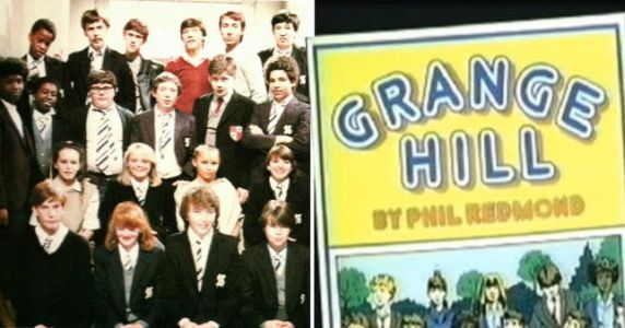 Britbox includes racist and offensive language warnings for Grange Hill