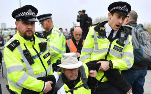 Extinction Rebellion: Climate protesters will end London road blockades, but hint more action 'soon'