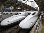 Japan's bullet train opens door while travelling at 175mph