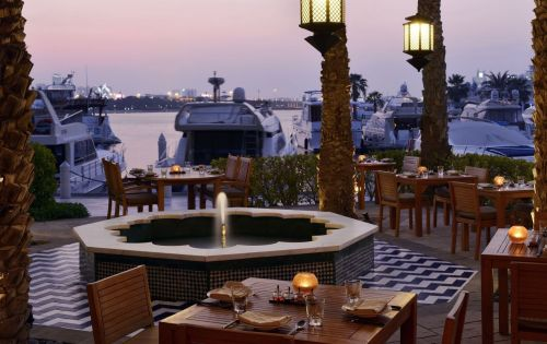 Eat At These Stunning Restaurants From AED125!