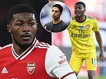 Ainsley Maitland-Niles 'believes he must leave Arsenal in order to play regular first-team football'
