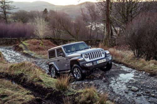 Jeep Wrangler Sahara 2.2 MultiJet II 2dr review - Go a bit wild with 4x4