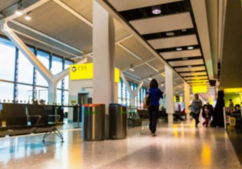 Man, 26, Charged With Terrorism Offence After Heathrow Airport Arrest