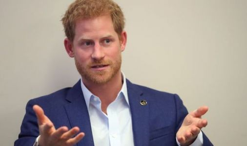 Prince Harry backs health initiative ahead of first public engagement since royal crisis