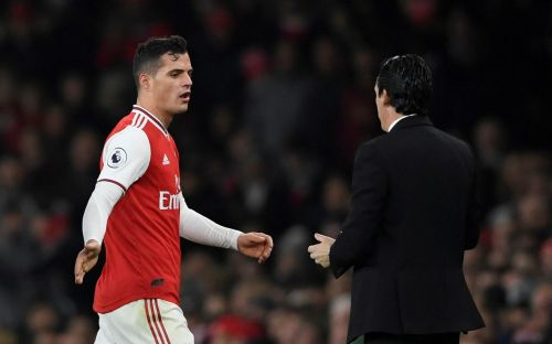 Granit Xhaka poised to resume Arsenal career as Unai Emery aims to help axed captain reconnect with fans