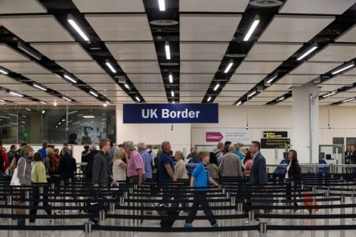Travellers to UK allowed to leave quarantine for food, medicine and funerals