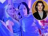 Tiffany Trump pays tribute to Harry Brant after his death from drug overdose