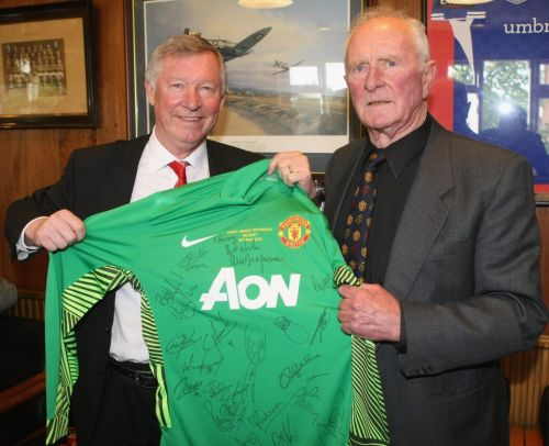 Harry Gregg dead at 87: Man Utd's Munich Air Disaster hero saved Bobby Charlton after pulling him from burning wreckage