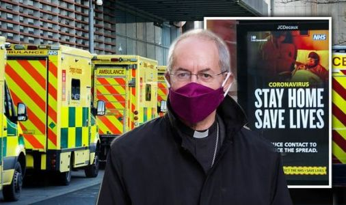 Covid prayer for the nation: When is UK daily prayer as Covid deaths hit 100,000?