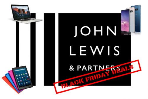 John Lewis Black Friday deals - what to expect in 2019