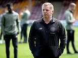 Coronavirus UK: Celtic players and manager Neil Lennon take 'significant reduction in salaries'