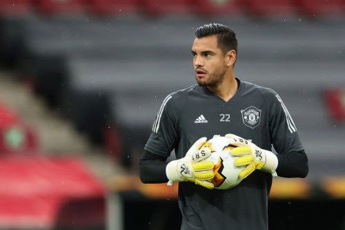 Sergio Romero found out about Premier League squad omission through social media
