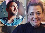Lisa Armstrong seen on pub date with hunky chef as its claimed she's 'got her sparkle back'