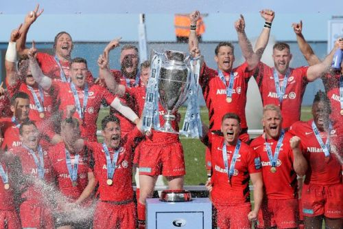 Saracens confirm they will not appeal 35-point deduction for salary cap breach