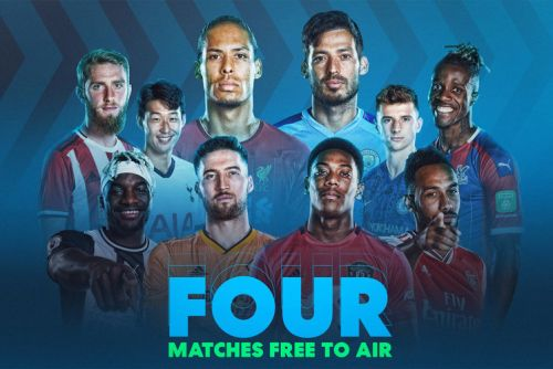 Amazon makes its four remaining Premier League games free-to-air