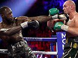 Mike Tyson hits out at Deontay Wilder for 'giving up' after losing second Tyson Fury bout