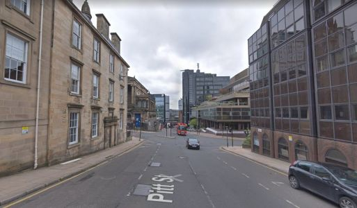 Fire in Glasgow tackled through the night by 40 firefighters