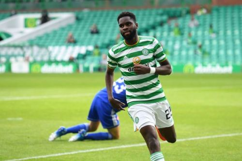 Celtic fans will 'burn down stadium' if Odsonne Edouard leaves says Chris Sutton