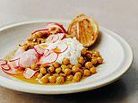 Be a canny cook: Chickpeas with turmeric and garlic