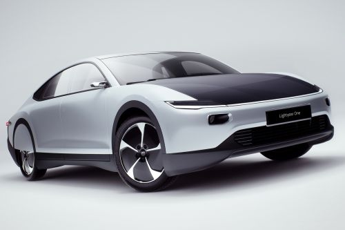 Lightyear unveils long-range solar-electric car