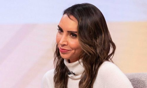 Loose Women star Christine Lampard gets emotional on TV: 'I'm actually going to cry'
