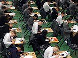 GCSE pupils in England await exams results tomorrow after 'tougher' new 1-9 grading system