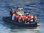 Home Office projects that 500 migrants will cross the Channel every month this year