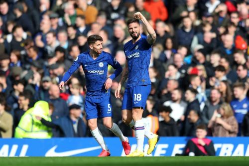 Giroud suggests coronavirus played role in him staying at Chelsea: 'I didn't really feel comfortable'