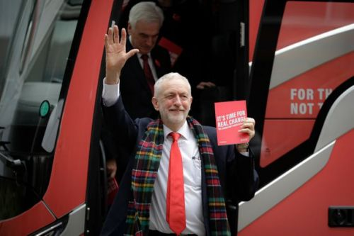 Brexit 'Broke' Labour At Election For 'Overwhelmingly Unpopular' Corbyn - Report