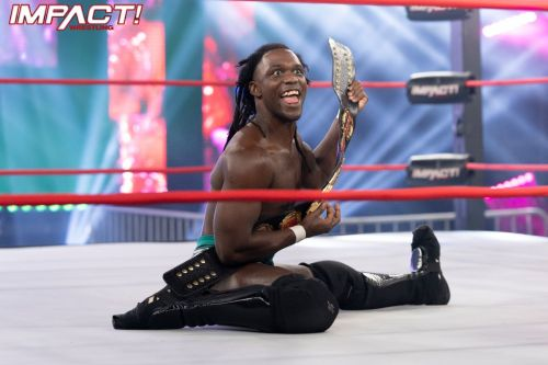 Rich Swann would love Exploding Barbed Wire Deathmatch in IMPACT Wrestling after AEW Revolution