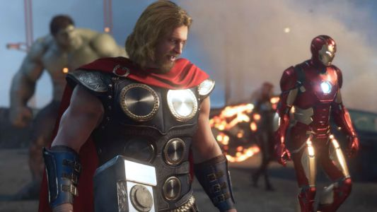 "Despite fan backlash, The Avengers devs have ""no plans to change our character designs"""